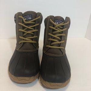 Nautica Children Boots. New. US size 2